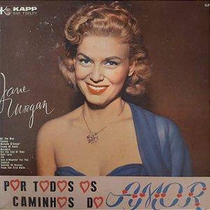 LP - Jane Morgan - Por Todo os Caminhos do Amor