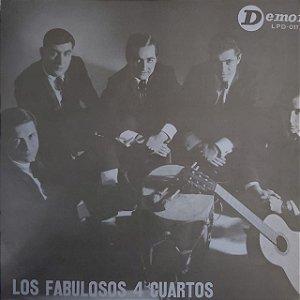 LP - Los 4 Cuartos – Los Fabulosos 4 Cuartos (Importado Chile)