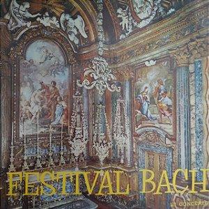 LP - Festival Bach - III Concêrto