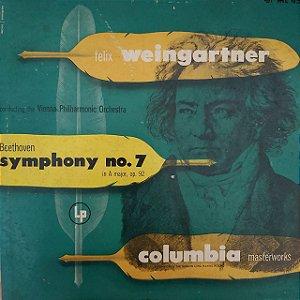 LP - Felix Weingartner - Beethoven Symphony n°7
