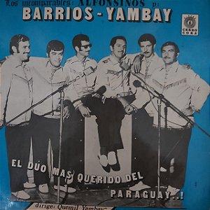 LP - Alfonsinos y Barrios-Yambay (Importado Paraguai)