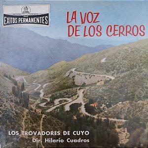 LP - Los Trovadores de Cuyo - La Voz de Cuyo (Importado Argentina)