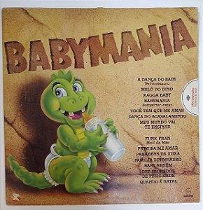 LP - Babymania (Vários Artistas)
