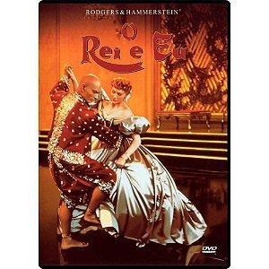 DVD - O Rei e eu.