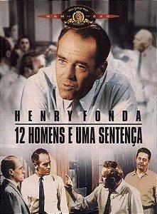 DVD - 12 Homens e uma sentença