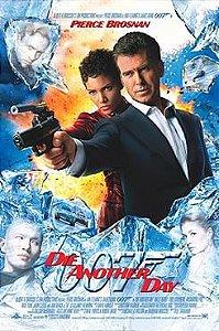DVD - 007 Um novo dia para morrer