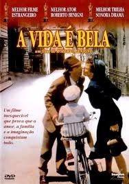 DVD - A vida é Bela