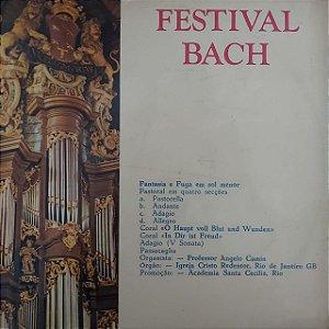LP - Festival Bach