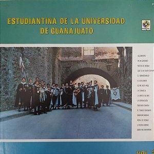 LP - Estudiantina De La Universidad De Guanajuato Vol. 2 (Importado Mexico)