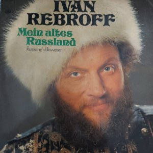 LP - Ivan Rebroff – Mein Altes Russland (Importado Alemanha)