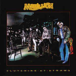 CD - Marillion – Clutching At Straws ( Lacrado )