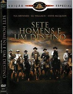 DVD - Sete homens e um Destino