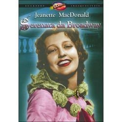 DVD - Serenata da Broadway