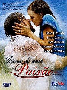 DVD - Diário de Uma Paixão (The Notebook )
