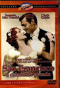 DVD - São Francisco -  A Cidade do Pecado