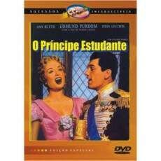 DVD - O Príncipe Estudante