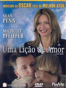 DVD - Uma Lição de Amor