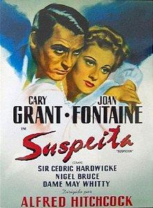 DVD - Suspeita