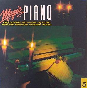 CD - Magic Piano - Vol.5 (Vários Artistas)