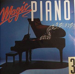 CD - Magic Piano - Vol.3 (Vários Artistas)
