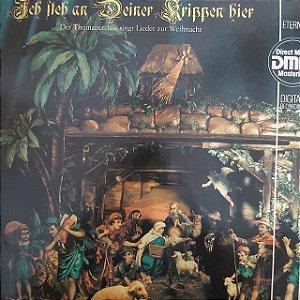 LP - Thomanerchor Leipzig Hans-Joachim Rotzsch – Ich Steh An Deiner Krippen Hier  (Importado GDR)