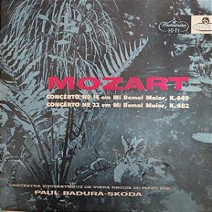 LP - Paul Badura-Skoda - Mozart
