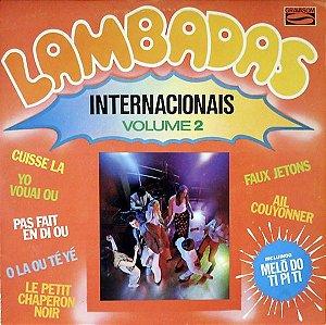 CD - Lambadas Internacionais Volume 2 (Vários Artistas)