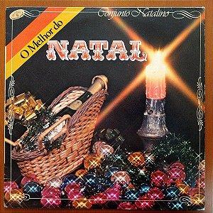 CD - Conjunto Natalino - O Melhor Do Natal (Vários Artistas)