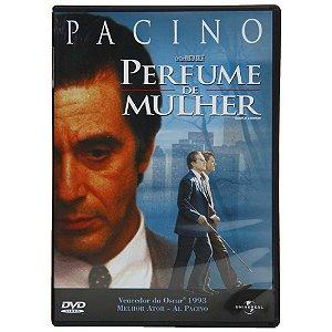 DVD -  Pacino - Perfume de Mulher