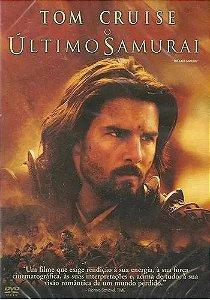 DVD - Tom Cruise o Ultimo Samurai