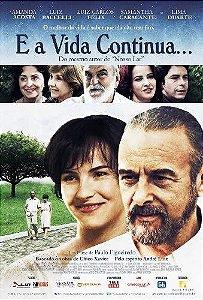 DVD - E a Vida Continua