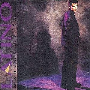 CD - Latino – Marcas De Amor