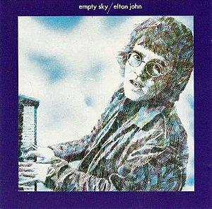 CD - Elton John - Empty Garden