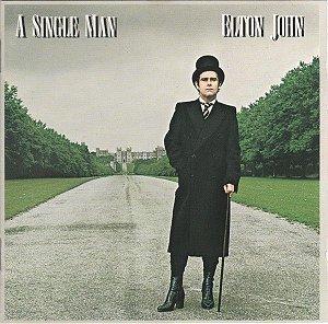 CD - Elton John – A Single Man