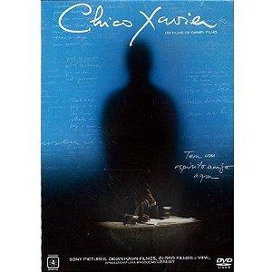 DVD - Chico Xavier - Tem um espirito amigo aqui