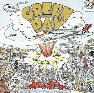 CD - Green Day – Dookie (U.S. VERSION) (Novo- Lacrado)