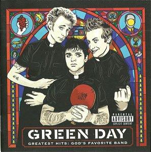 CD - Green Day – Greatest Hits: God's Favorite Band (Novo Lacrado)