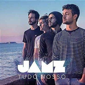 CD - Jamz – Tudo Nosso (Novo (Lacrado))