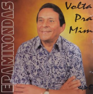 CD - Epaminondas - Volta Pra Mim