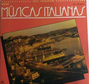CD - Grandes Músicas Italianas (Vários Artistas)