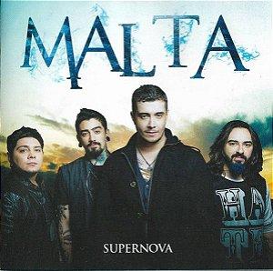 CD - Malta – Supernova (Novo (Lacrado))