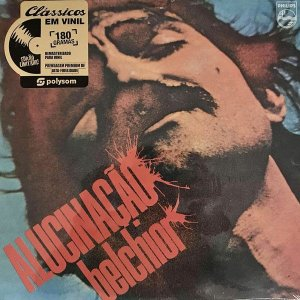 LP - Belchior – Alucinação (Novo Lacrado) (Polysom)