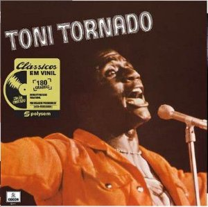 LP - Toni Tornado – B. R. 3 (Novo Lacrado) (Polysom)