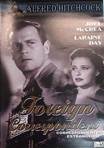 DVD - Foreign Correspondent