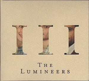 CD - The Lumineers – III (Novo Lacrado)