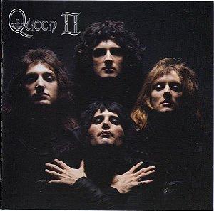 CD - Queen – Queen II (Novo Lacrado) (Duplo)