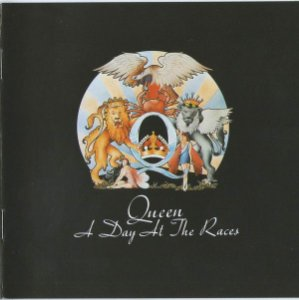 CD - Queen – A Day At The Races (Novo Lacrado) (Duplo)