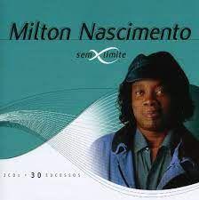 CD - Milton Nascimento – Sem Limite - Cd duplo ( Lacrado )