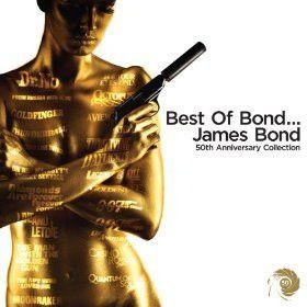 CD - Best Of Bond... James Bond (Vários Artistas) (Novo Lacrado)
