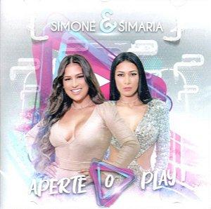 CD - Simone & Simaria – Aperte O Play! (Lacrado)